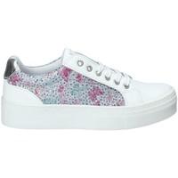 Buty Dziewczynka Trampki niskie Melania ME6104F8E.A Biały