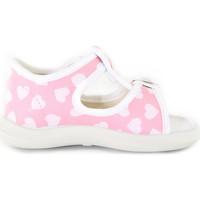 Buty Dziewczynka Sandały Naturino 1500757 10 Różowy