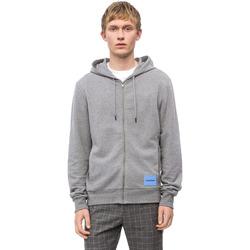 tekstylia Męskie Bluzy Calvin Klein Jeans K10K102711 Szary