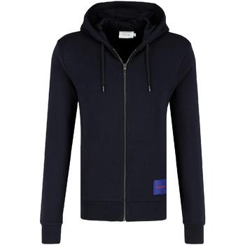 tekstylia Męskie Bluzy Calvin Klein Jeans K10K102711 Niebieski