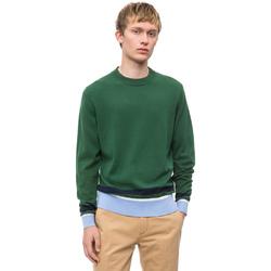 tekstylia Męskie Swetry Calvin Klein Jeans K10K102728 Zielony