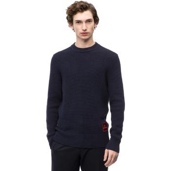 tekstylia Męskie Swetry Calvin Klein Jeans K10K102731 Niebieski