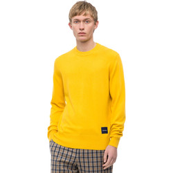 tekstylia Męskie Swetry Calvin Klein Jeans K10K102739 Żółty