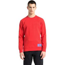 tekstylia Męskie Bluzy Calvin Klein Jeans J30J307743 Czerwony
