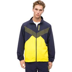 tekstylia Męskie Bluzy dresowe Calvin Klein Jeans 00GMF8O518 Niebieski