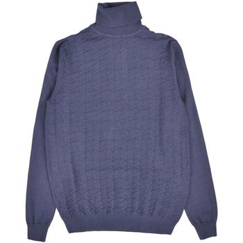 tekstylia Męskie Swetry Antony Morato MMSW00848 YA200055 Niebieski