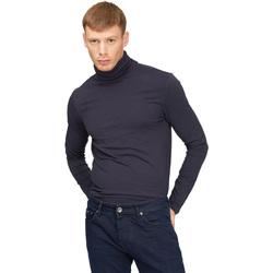 tekstylia Męskie Swetry Gas 300177 Niebieski