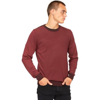 tekstylia Męskie Swetry Gas 561661 Czerwony