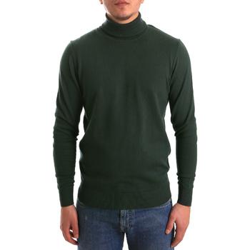 tekstylia Męskie Swetry Gas 561951 Zielony