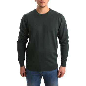 tekstylia Męskie Swetry Gas 561971 Zielony