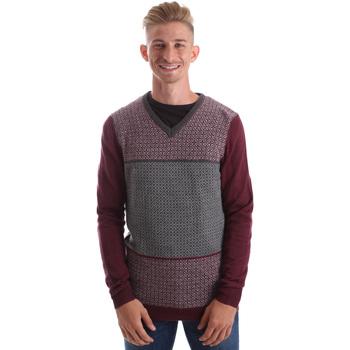 tekstylia Męskie Swetry Gas 561981 Czerwony