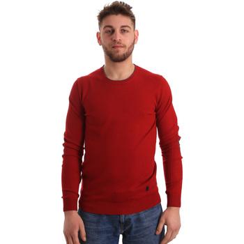 tekstylia Męskie Swetry Gaudi 821BU53003 Czerwony