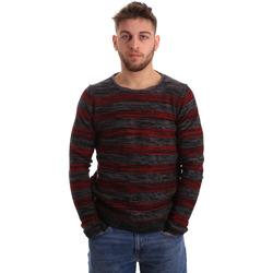 tekstylia Męskie Swetry Gaudi 821BU53012 Szary