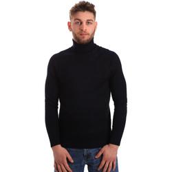 tekstylia Męskie Swetry Gaudi 821BU53034 Niebieski