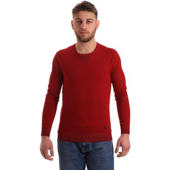 tekstylia Męskie Swetry Gaudi 821BU53036 Czerwony