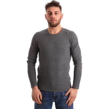 tekstylia Męskie Swetry Gaudi 821FU53016 Szary