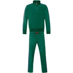 tekstylia Męskie Zestawy dresowe Invicta 4435103/U Zielony