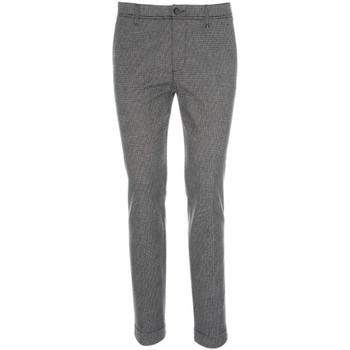 tekstylia Męskie Spodnie od garnituru  NeroGiardini A870182U Czarny