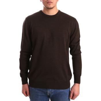 tekstylia Męskie Swetry Navigare NV11005AD30 Brązowy