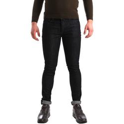 tekstylia Męskie Jeansy skinny U.S Polo Assn. 50777 51321 Niebieski
