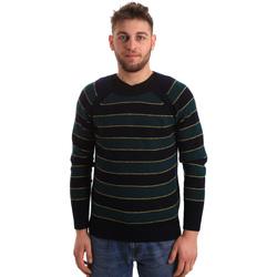 tekstylia Męskie Swetry U.S Polo Assn. 50544 49284 Zielony