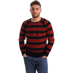 tekstylia Męskie Swetry U.S Polo Assn. 50544 49284 Czerwony