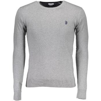 tekstylia Męskie Swetry U.S Polo Assn. 50520 48847 Szary