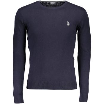 tekstylia Męskie Swetry U.S Polo Assn. 50520 48847 Niebieski