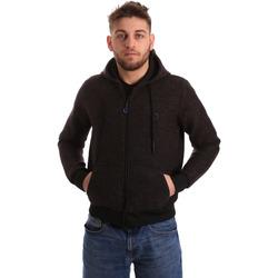 tekstylia Męskie Swetry rozpinane / Kardigany U.S Polo Assn. 50589 52255 Szary