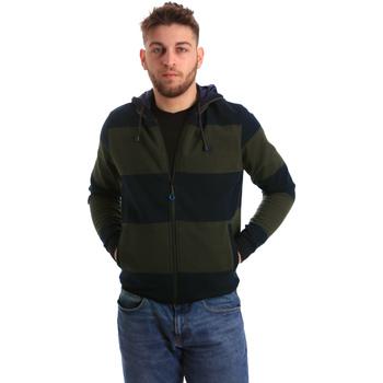 tekstylia Męskie Bluzy dresowe U.S Polo Assn. 50448 49151 Niebieski