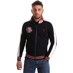 tekstylia Męskie Bluzy dresowe U.S Polo Assn. 50486 51907 Niebieski