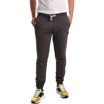 tekstylia Męskie Spodnie dresowe Key Up 2F37I 0001 Szary