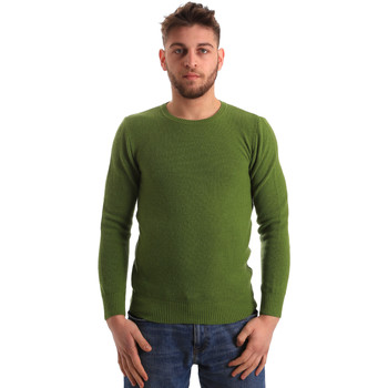 tekstylia Męskie Swetry Bradano 172 Zielony