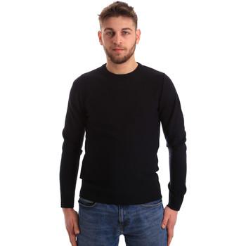tekstylia Męskie Swetry Bradano 161 Niebieski