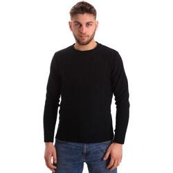 tekstylia Męskie Swetry Bradano 155 Niebieski