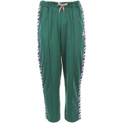tekstylia Męskie Spodnie dresowe Invicta 4447112UP Zielony