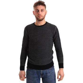 tekstylia Męskie Swetry Bradano 168 Niebieski