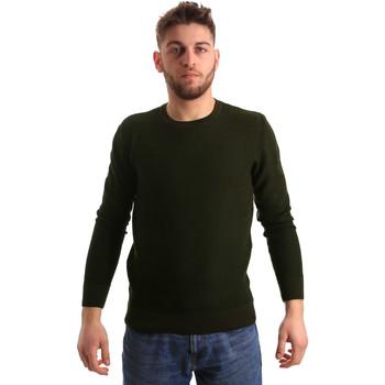 tekstylia Męskie Swetry Bradano 168 Zielony