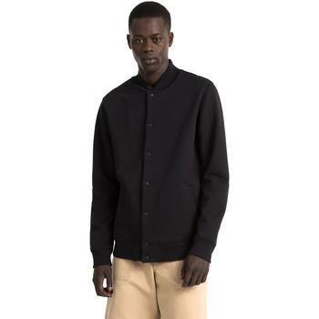 tekstylia Męskie Kurtki krótkie Calvin Klein Jeans J30J307749 Czarny