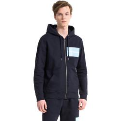 tekstylia Męskie Bluzy Calvin Klein Jeans J30J307760 Niebieski