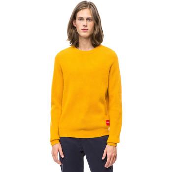tekstylia Męskie Swetry Calvin Klein Jeans J30J309547 Żółty