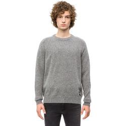 tekstylia Męskie Swetry Calvin Klein Jeans J30J309549 Szary
