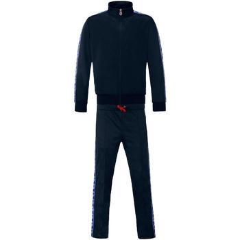 tekstylia Męskie Zestawy dresowe Invicta 4435103/U Niebieski