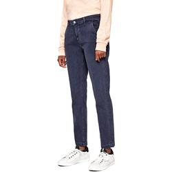 tekstylia Damskie Chinos Pepe jeans PL211067YB6R Niebieski