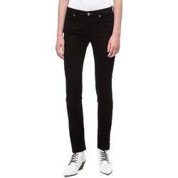 tekstylia Damskie Jeansy slim fit Calvin Klein Jeans J20J208292 Czarny