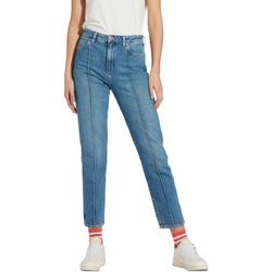 tekstylia Damskie Jeansy slim fit Wrangler W239RI Niebieski