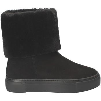Buty Damskie Śniegowce Grunland ST0365 Czarny