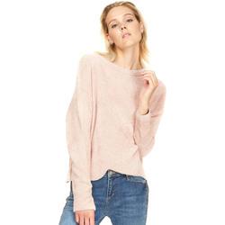 tekstylia Damskie Swetry Gas 566563 Różowy