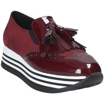 Buty Damskie Tenisówki Grace Shoes 2012 Czerwony