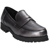 Buty Damskie Mokasyny Grace Shoes 0215 Szary